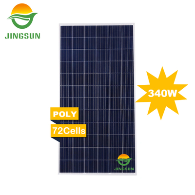 Jingsun 72cells 340w 5bb Poly Solar Panel